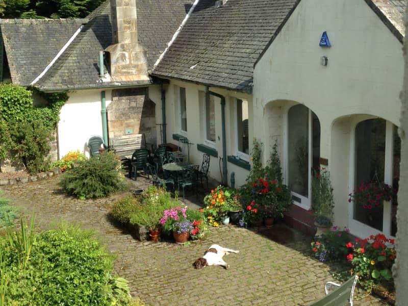 Housesitting assignment in Penicuik, United Kingdom