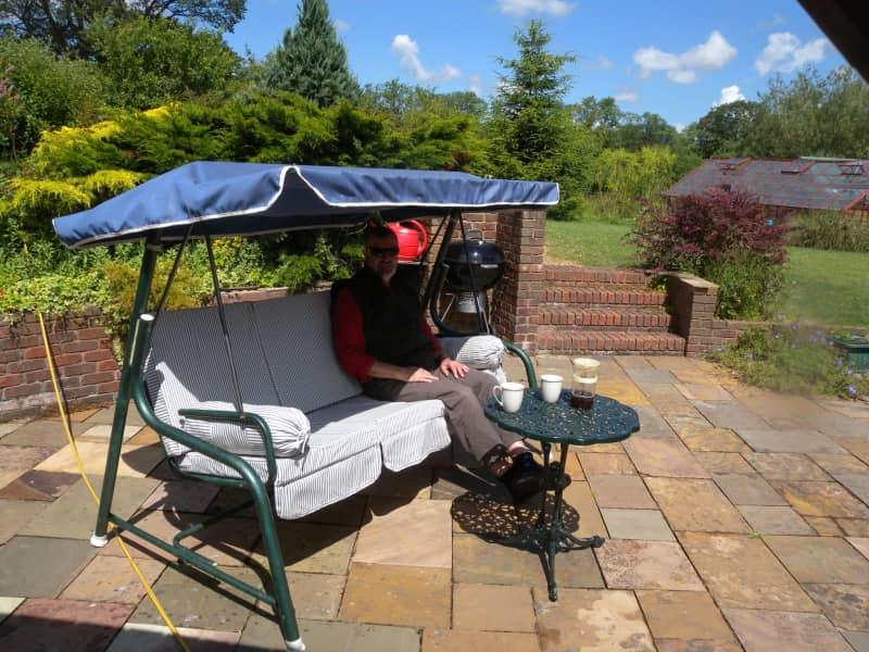 Housesitting assignment in Llanfallteg, United Kingdom