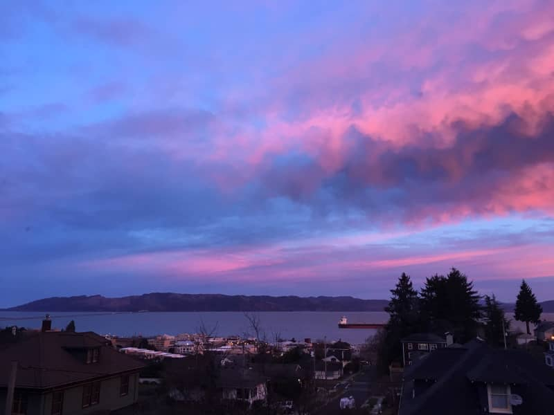 Housesitting assignment in Astoria, Oregon, United States