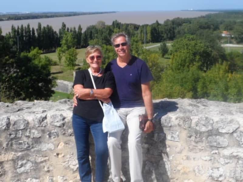 Janet & Bob from Esher, United Kingdom
