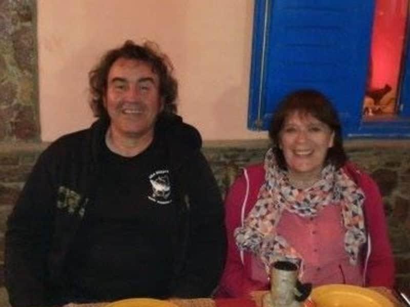 Brigitte & Jean-luc from Portel-des-Corbières, France