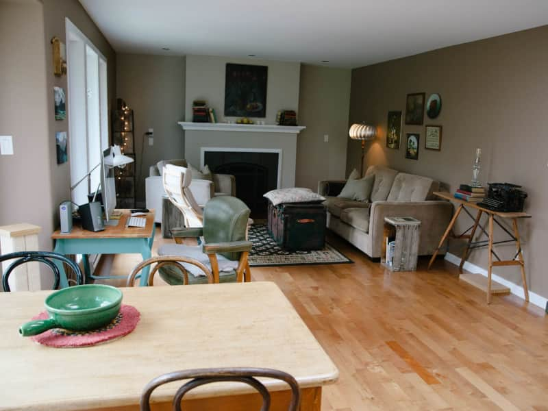 Housesitting assignment in Halfmoon Bay, British Columbia, Canada
