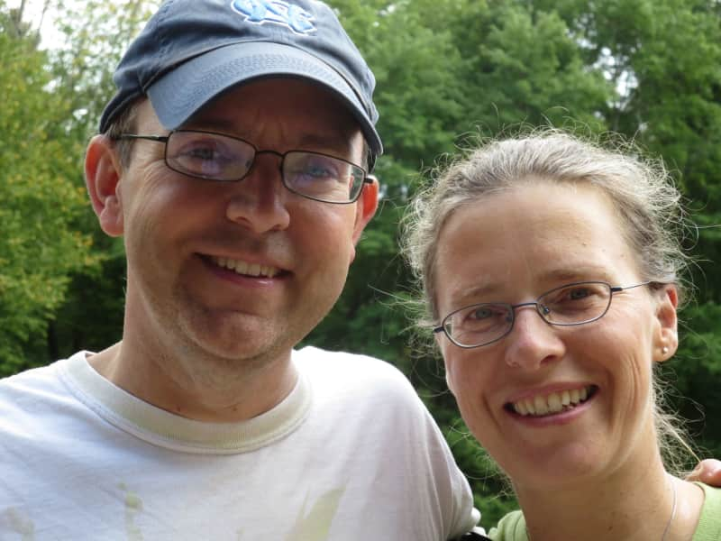 Heike & John from Longmeadow, Massachusetts, United States