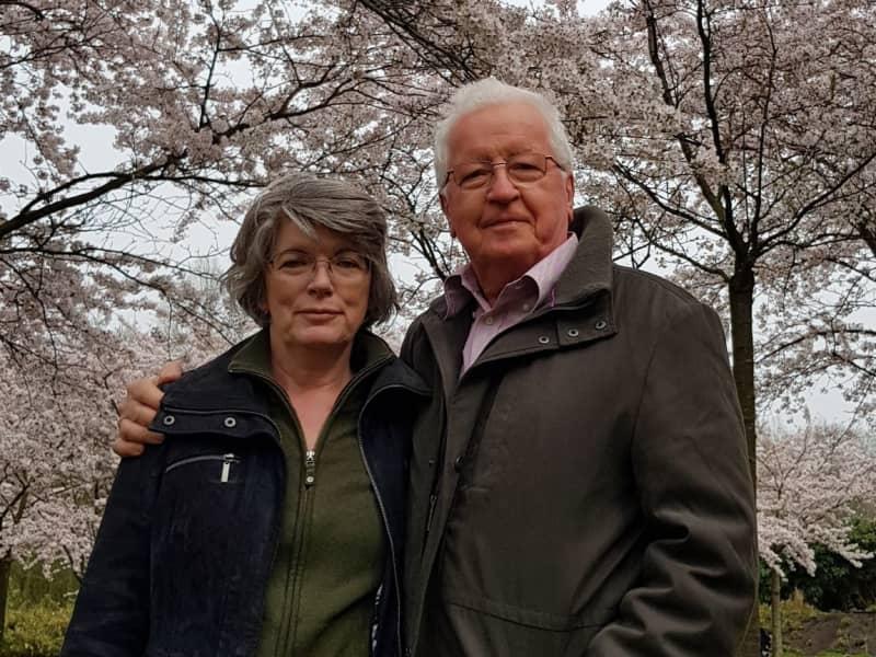 Nicolette & Robert from Amstelveen, Netherlands