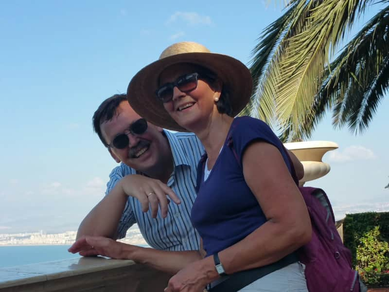Ineke & Peter from Almelo, Netherlands