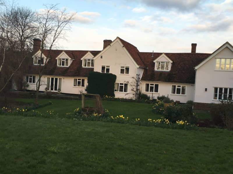 Housesitting assignment in Halstead, United Kingdom