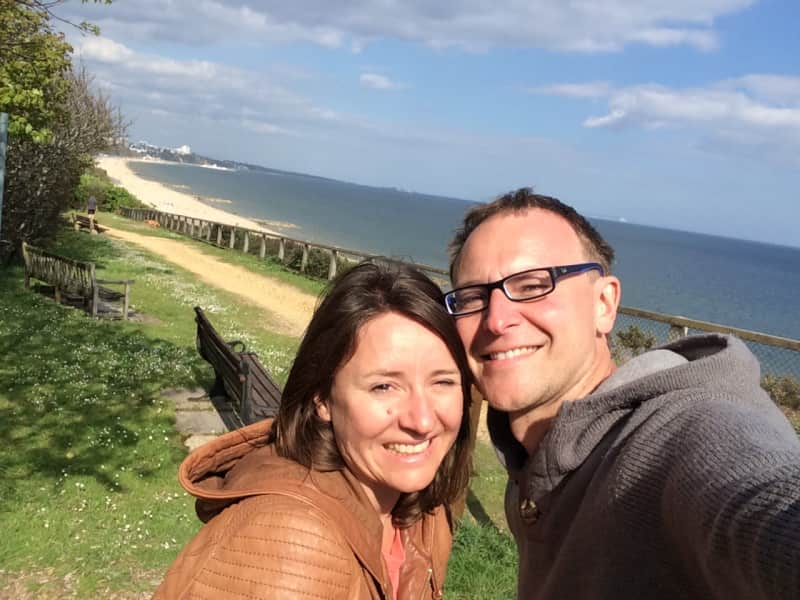 Laura & Spencer from Kingston upon Thames, United Kingdom