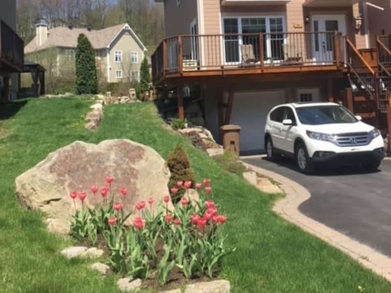 Housesitting assignment in Piedmont, Quebec, Canada