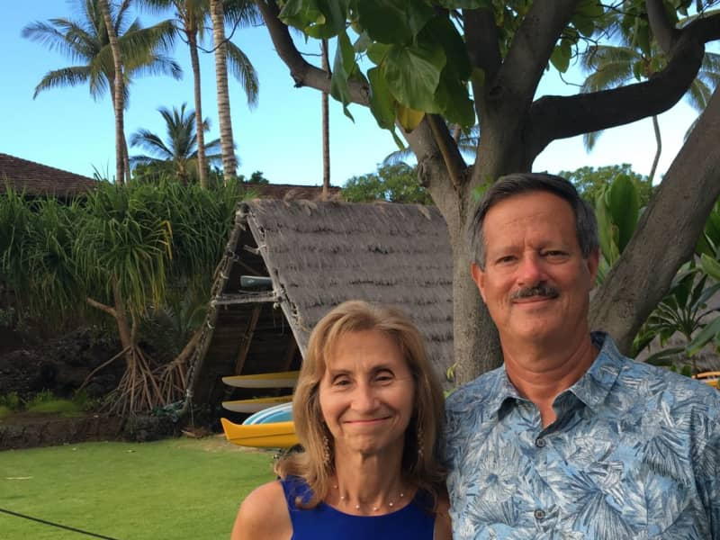 Marla & Michael from Honolulu, Hawaii, United States