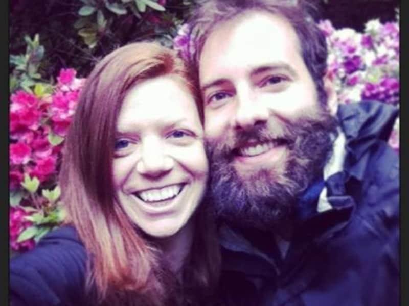 Lillian & Ian from Arcata, California, United States