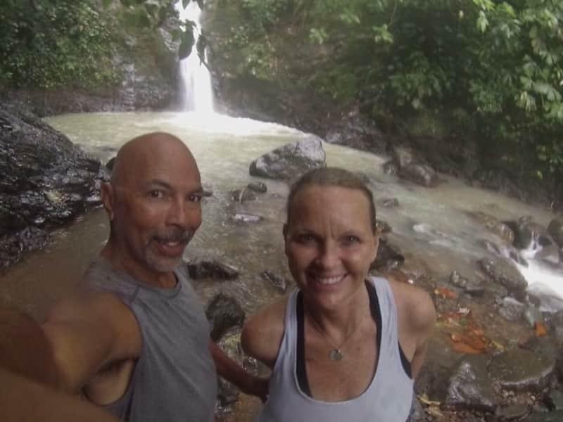 Kathy & Tony from Platanillo, Costa Rica