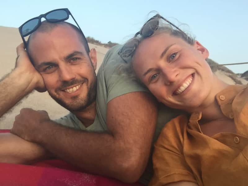 Tabea & Lucas from Lisbon, Portugal
