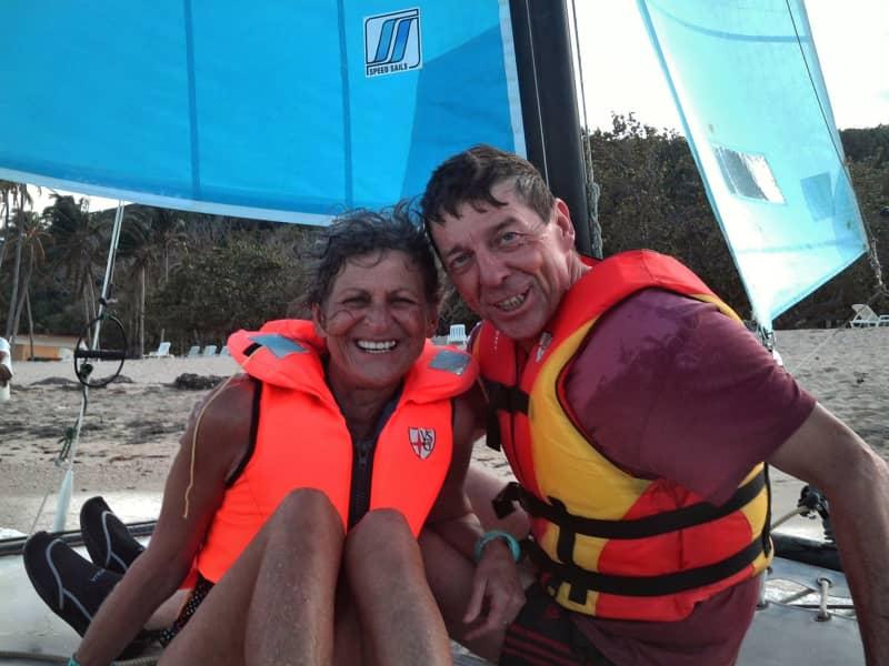 Sigrid & Franz - josef from Bremen, Germany