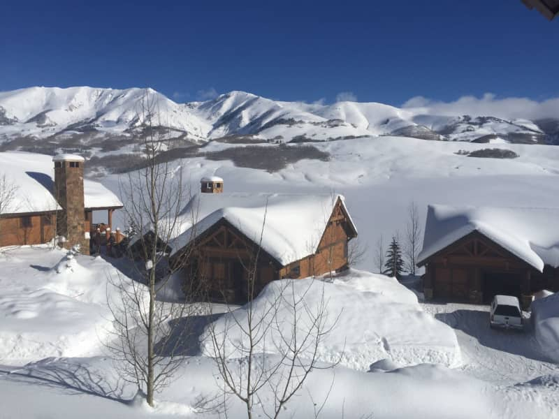 Housesitting assignment in Crested Butte, Colorado, United States