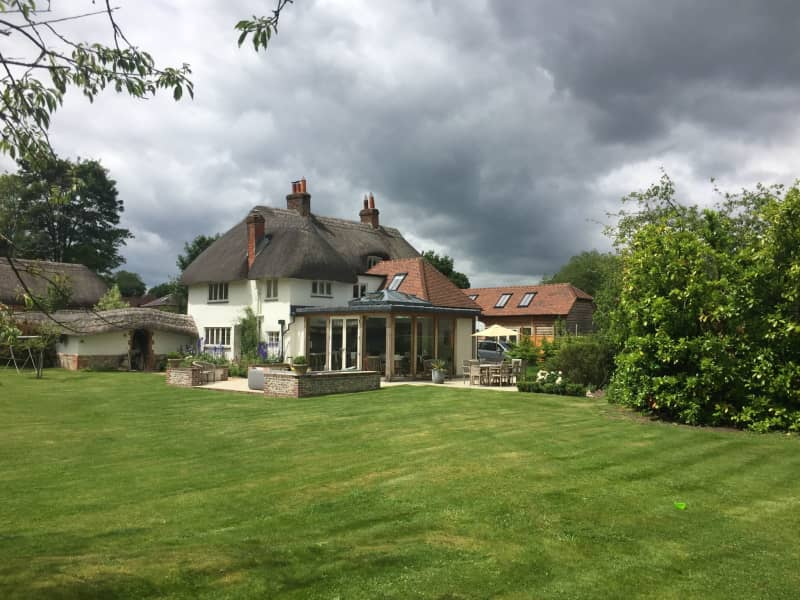 Housesitting assignment in Andover, United Kingdom