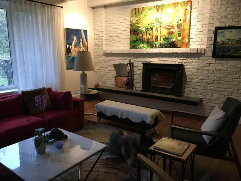 Housesitting assignment in Caledon, Ontario, Canada