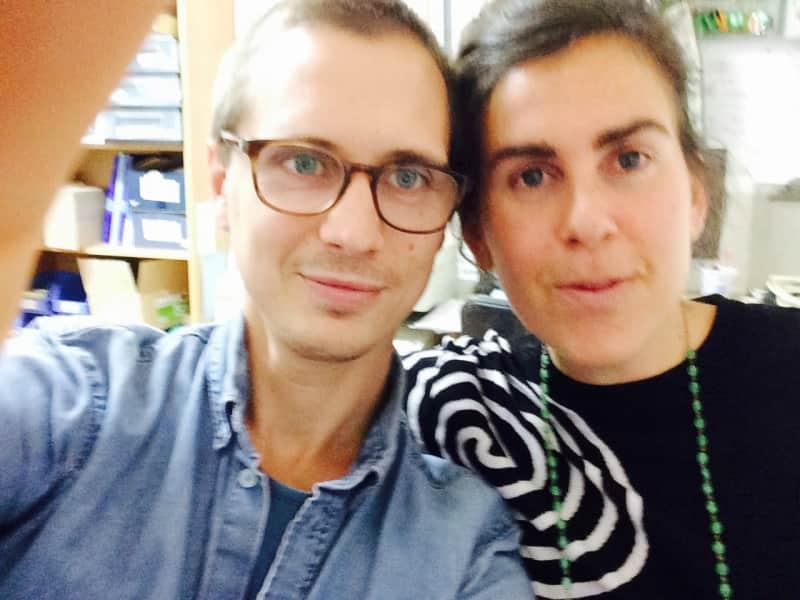 Simon & Philippa from Stockholm, Sweden