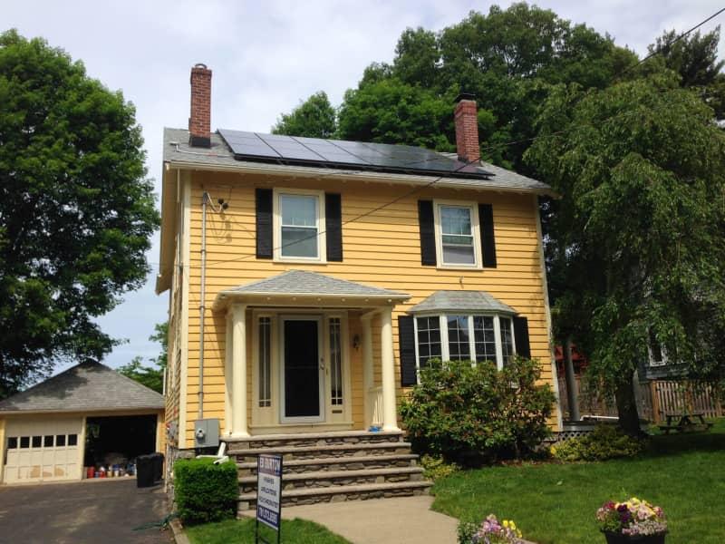 Housesitting assignment in Melrose, Massachusetts, United States
