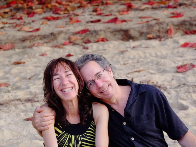 Hiyaguha & Dave from Sebastopol, California, United States