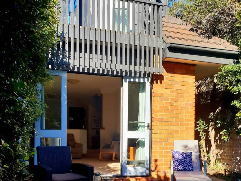 Housesitting assignment in Cammeray, New South Wales, Australia