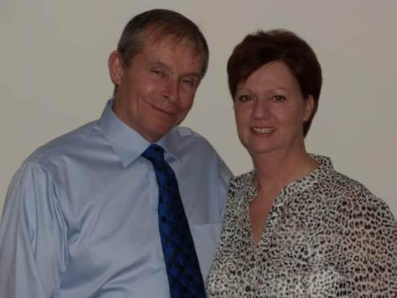 Sue & Andrew from Petrolia, Ontario, Canada