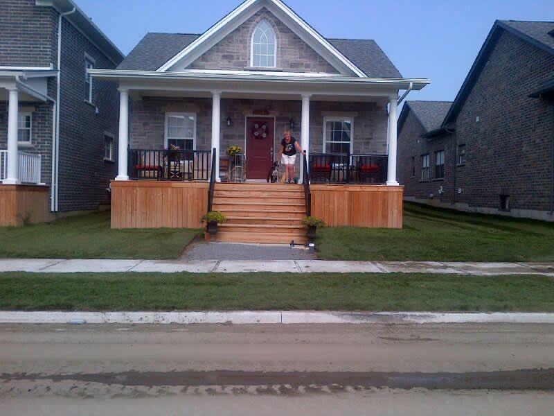 Housesitting assignment in Cobourg, Ontario, Canada