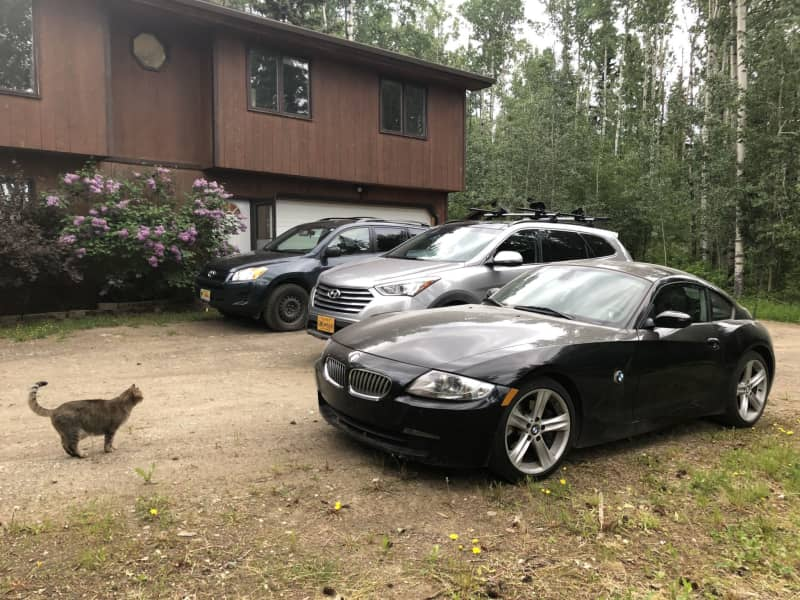Housesitting assignment in Fairbanks, Alaska, United States