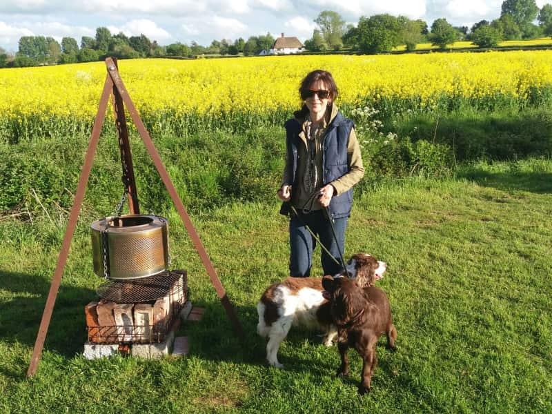 Tertia & Jim from Egerton, United Kingdom