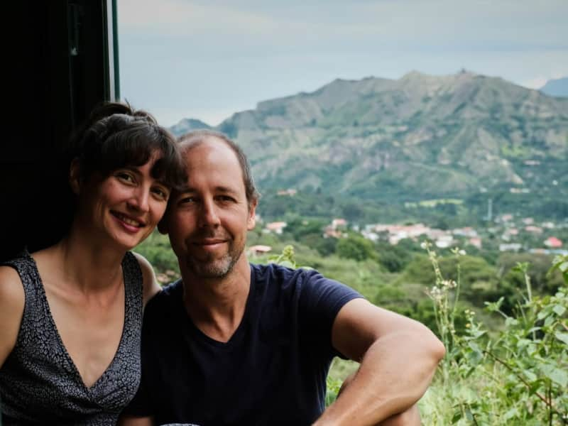 Gregory & Lucie from Vilcabamba, Ecuador