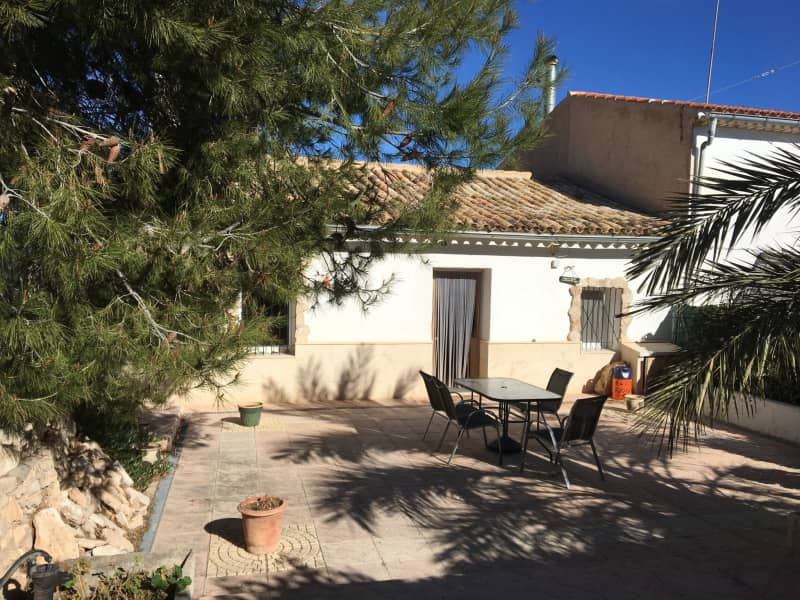 Housesitting assignment in Pinoso, Spain