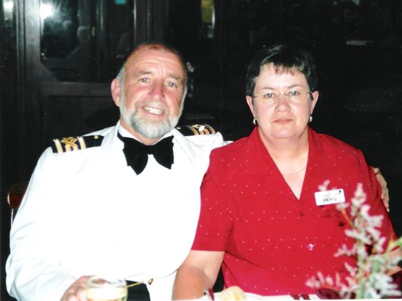 Allan & Fran from Mount Gambier, South Australia, Australia