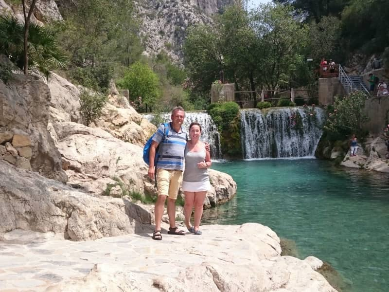 Brian & Esther from Guardamar del Segura, Spain