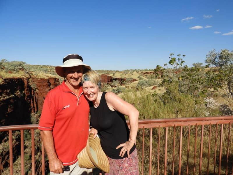 Ros & Peter from Leneva, Victoria, Australia
