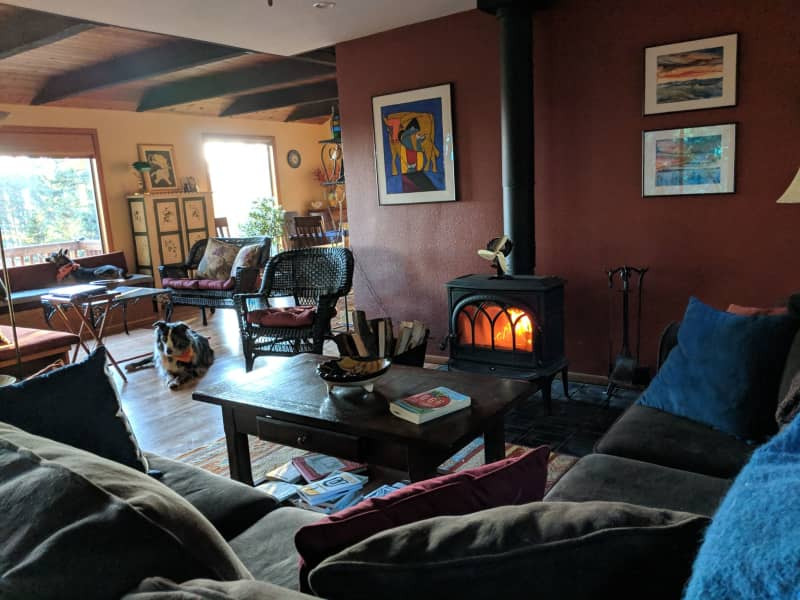 Housesitting assignment in Corvallis, Oregon, United States