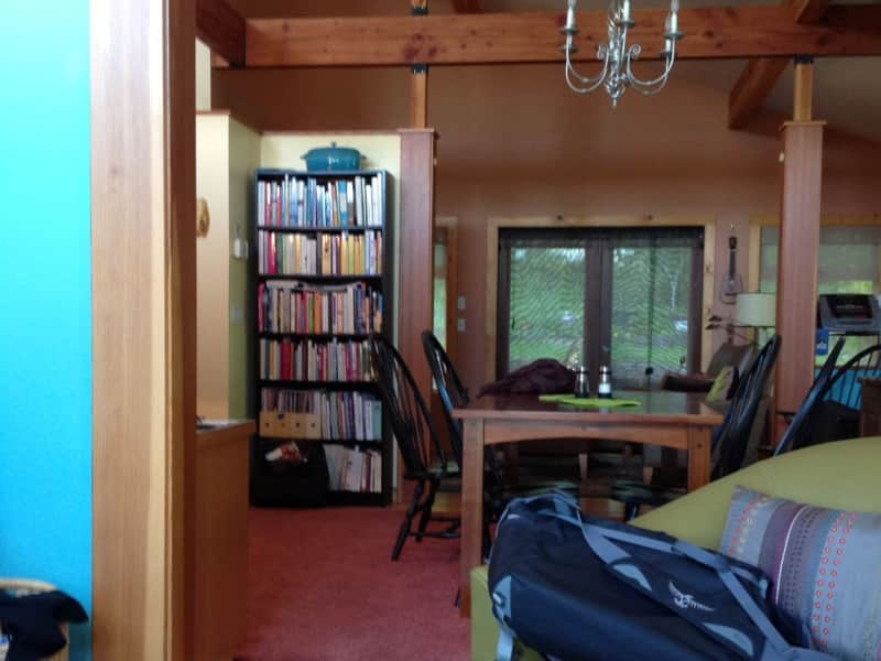 Housesitting assignment in Bainbridge Island, Washington, United States