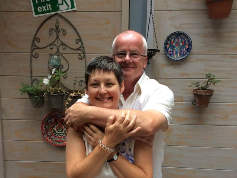 Ann & Gordon from Biggleswade, United Kingdom