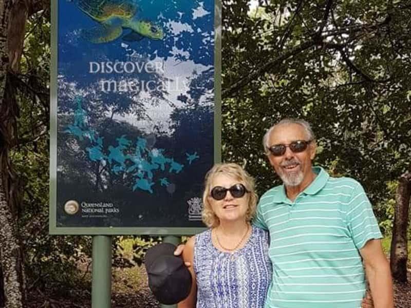 Sharon & Martin from Mackay, Queensland, Australia