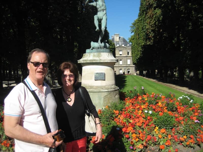 Robyn & Gerard from Inverloch, Victoria, Australia