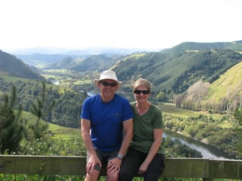 Ted & Jan from Whitehorse, Yukon, Canada