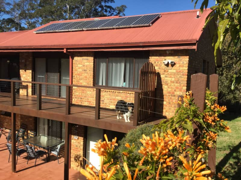 Housesitting assignment in Lisarow, New South Wales, Australia
