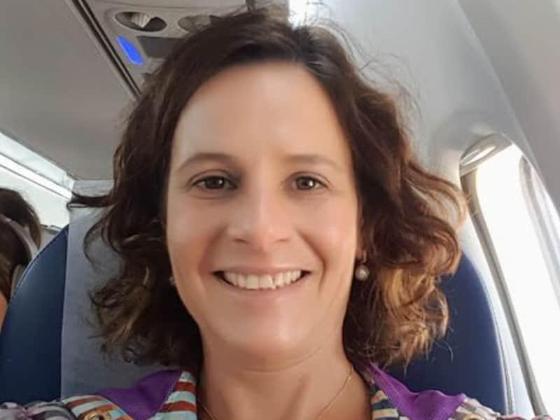 Isabel from Porto Alegre, Brazil