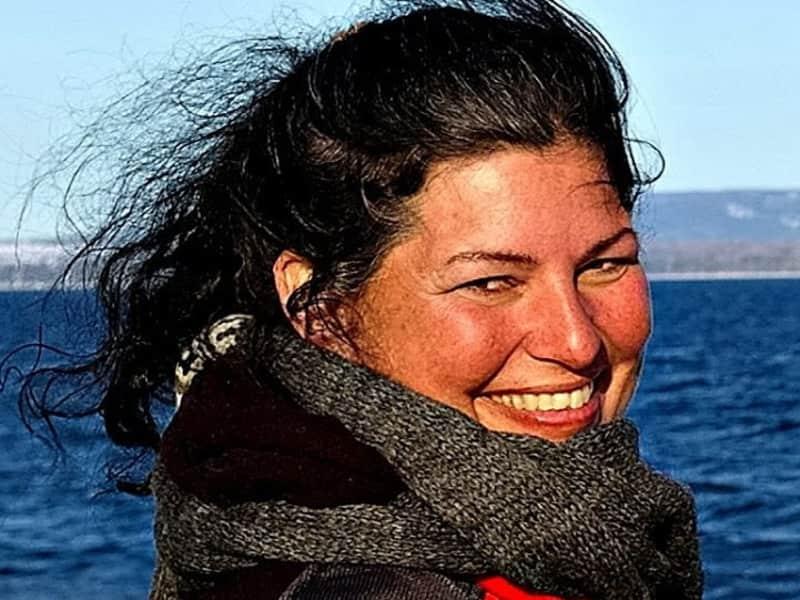 Tracy from Whitehorse, Yukon, Canada