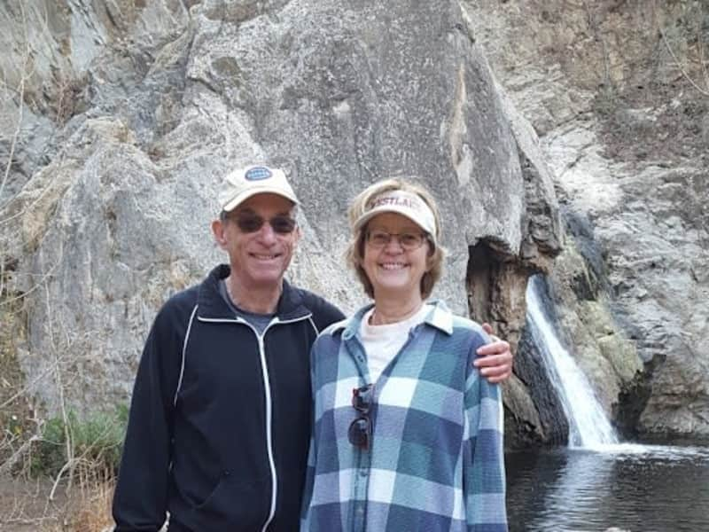 Susan & Richard from Mahwah, New Jersey, United States