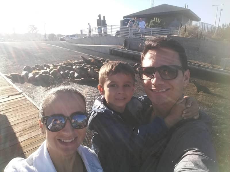 Gustavo & Vivianna from Florianópolis, Brazil