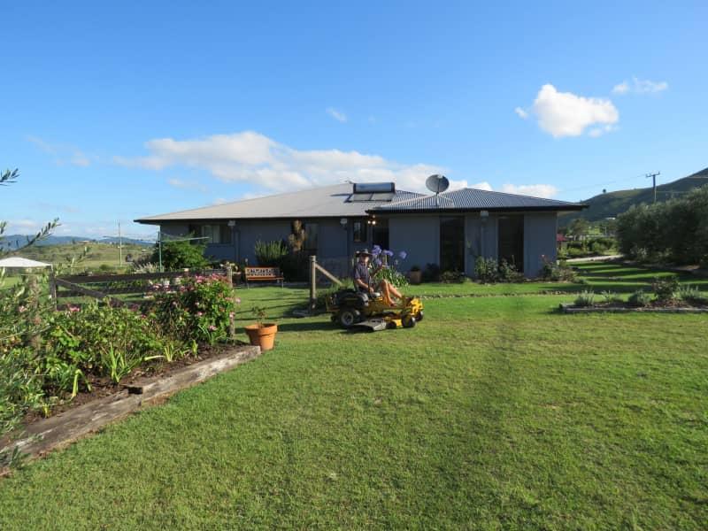 Housesitting assignment in Hazeldean, Queensland, Australia
