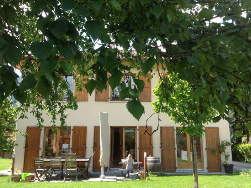 Housesitting assignment in Crolles, France
