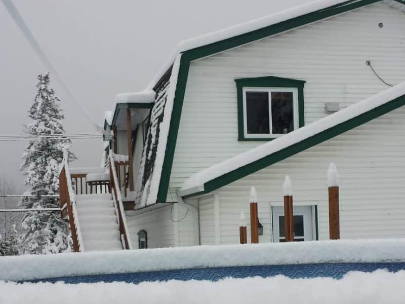 Housesitting assignment in Joliette, Quebec, Canada