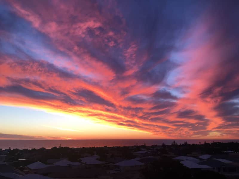 Housesitting assignment in Madora Bay, Western Australia, Australia