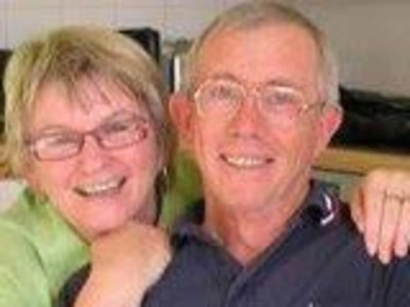 Maxine & Ian from Welwyn Garden City, United Kingdom