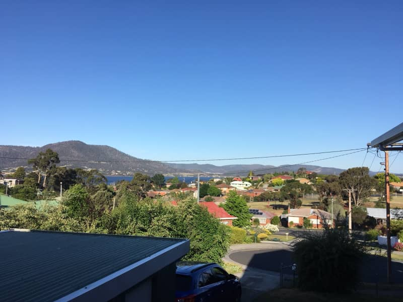Housesitting assignment in Rosetta, Tasmania, Australia